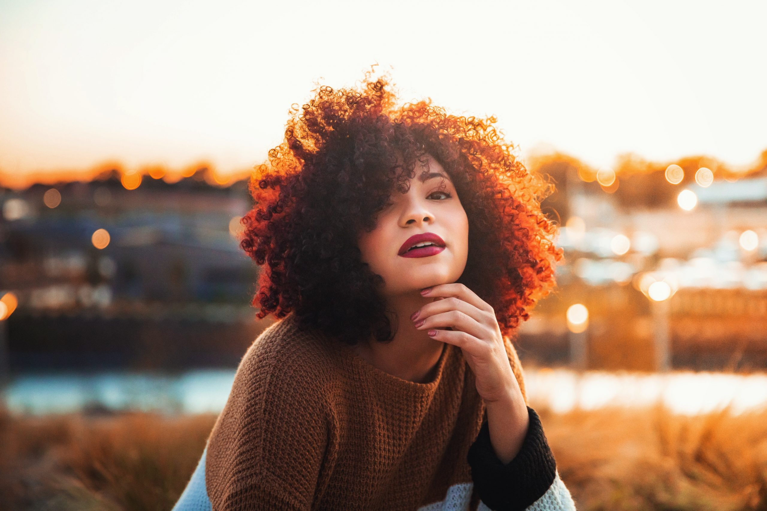 Como cuidar de tu pelo rizado