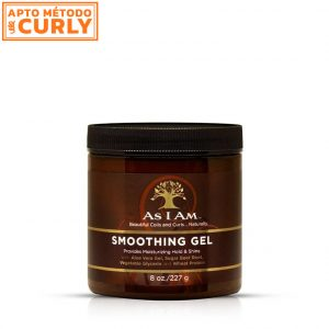 As I Am Smoothing Gel es un Gel fijador hidratante sin ingredientes agresivos.