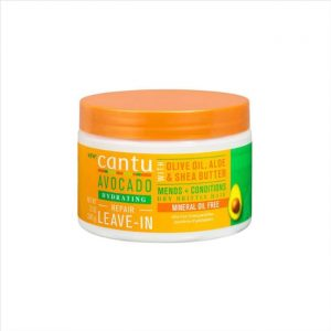 Cantu Avocado Hydrating Repair Leave-In 12Oz/340G