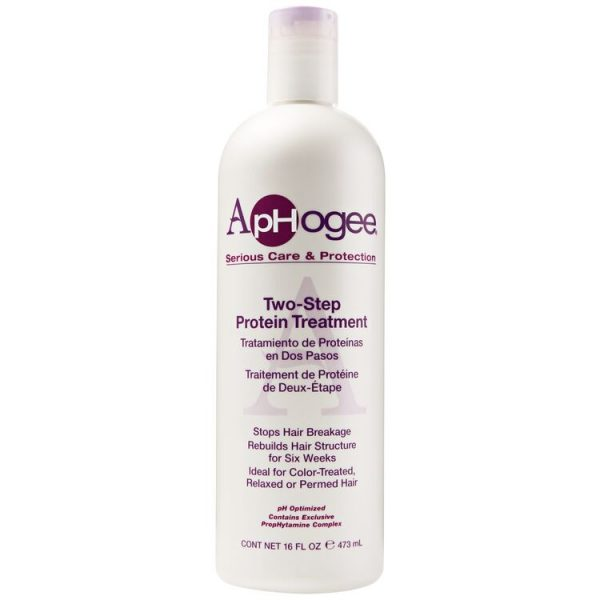ApHogee Two-Step Protein Treatment 473ml.